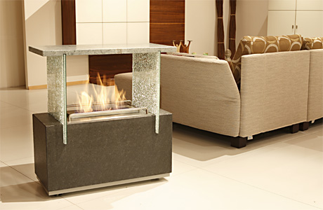 ethanol kamine natursteine von wohnrausch wohnrausch. Black Bedroom Furniture Sets. Home Design Ideas